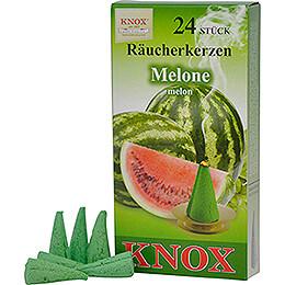 Knox Räucherkerzen - Melone