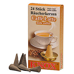 Knox Räucherkerzen - Caffee Latte