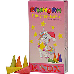 Knox Räucherkerzen - Einhorn (Fruchtige Mischung)