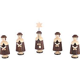 Kurrende 5 Figuren - 6,5 cm