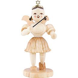 Kurzrockengel Dirigent, natur - 6,6 cm