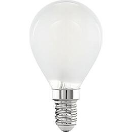 LED Drop Lamp Frosted - E14 Socket - 230V/2.5W