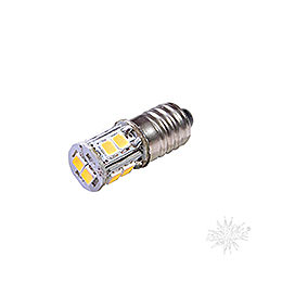 LED Lampe warmweiß, passend zu Stern 29-00-A1e oder 29-00-A1b