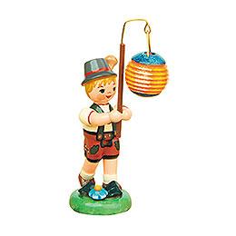 Lampion Child Boy with Ball Lantern - 8 cm / 3 inch