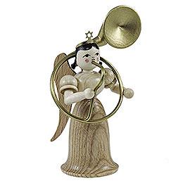 Langrockengel mit Sousaphon, natur - 6,6 cm