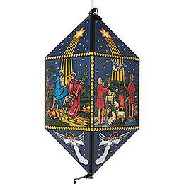 Lantern - Nativity Scene - 40 cm / 15.7 inch