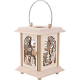 Lantern Seiffen - 16 cm / 6.3 inch