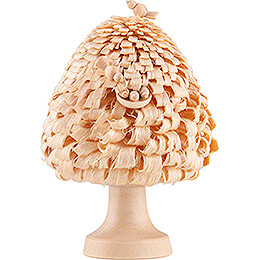 Leaf Tree with Bird Nest - 7,3 cm / 2.9 inch