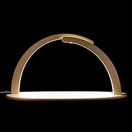 Leuchterbogen - ohne Bestückung - 70x37 cm