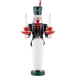 Lichterbergmann farbig, elektrisch beleuchtet - 49 cm