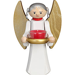 Light Angel - Golden Wings - 18 cm / 7 inch