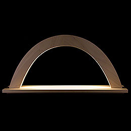 Light Arch - Maple Natural - 42x23x11 cm / 16.5x9x4 inch