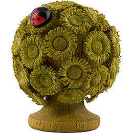 Little Ball Tree with Lady Bug - 2,7 cm / 1.1 inch