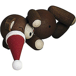 Lucky Bear Sleeping - 2,7 cm / 1.1 inch