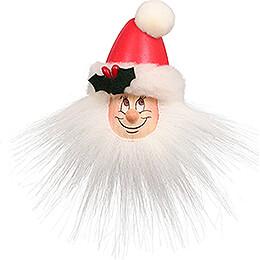 Magnet Wichtel Weihnachtsmann - 9 cm