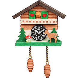 Magnetic Pin - Cuckoo Clock - 5,7 cm / 2.2 inch