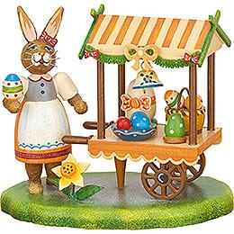 Marktstand Ostern - 9 cm