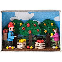 Matchbox - Apple Harvest - 4 cm / 1.6 inch
