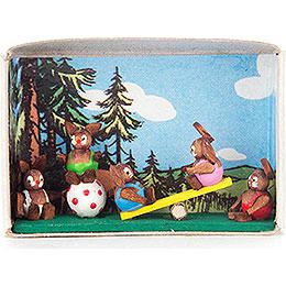 Matchbox - Bunny Children - 4 cm / 1.6 inch