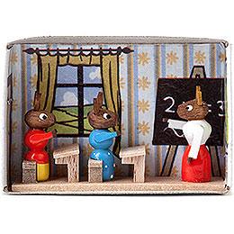 Matchbox - Bunny School - 4 cm / 1.6 inch