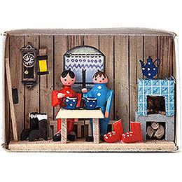 Matchbox - Cabin - 4 cm / 1.6 inch