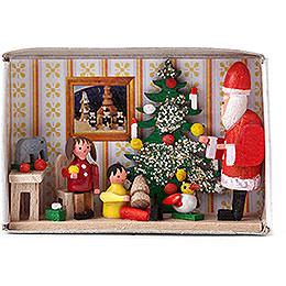 Matchbox - Children's Christmas - 4 cm / 1.6 inch