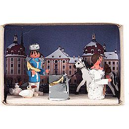 Matchbox - Cinderella - 4 cm / 1.6 inch