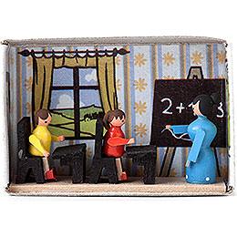 Matchbox - Classroom - 4 cm / 1.6 inch