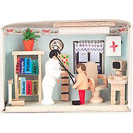 Matchbox - Doctor - 4 cm / 1.6 inch