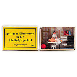 Matchbox - Physiotherapy - 4 cm / 1.6 inch