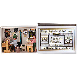 Matchbox - Turner's Workshop - 3,8 cm / 1.5 inch