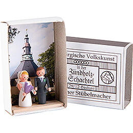 Matchbox - Wedding - 3,8 cm / 1.5 inch