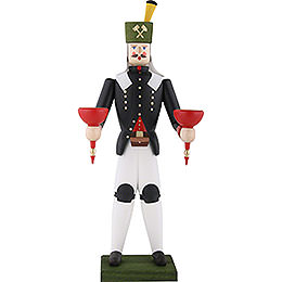 Miner Colored - 29 cm / 11.4 inch