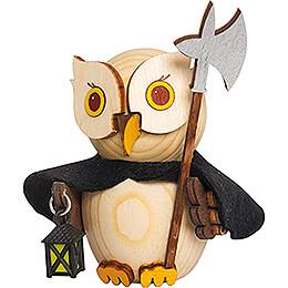 Mini Owl Hunter - 7 cm / 2.8 inch