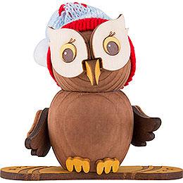 Mini Owl Snowboard - 7 cm / 2.8 inch