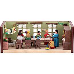 Miniature Room - Kindergarten - 4 cm / 1.6 inch