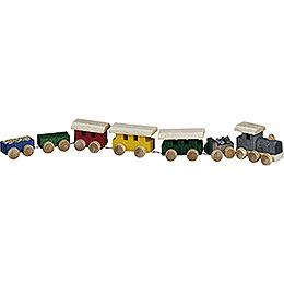 Miniatureisenbahn - 0,5 cm