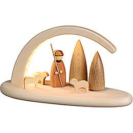 Modern Light Arch - Shepherd - 24x13 cm / 9.4x5.1 inch