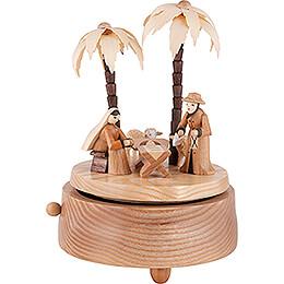 Music Box Family - 17 cm / 6.5 inch