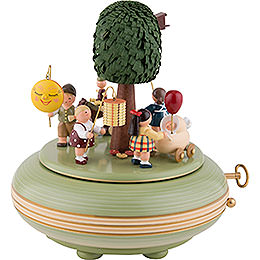 Music Box the Fest - 18 cm / 7 inch