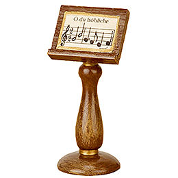 Music Stand - 4 cm / 1,5 inch