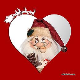 Napkins Gnome Santa - 20 pcs.