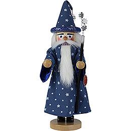 Nussknacker Blauer Zauberer - 48 cm