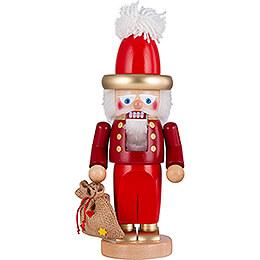 Nussknacker Chubby Goldener Nikolaus - 35 cm