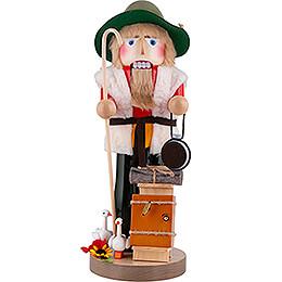 Nussknacker Gänsejunge mit Musik - 45 cm