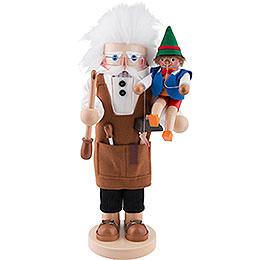 Nussknacker Geppetto - 40 cm - Limitierte Auflage