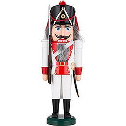 Nussknacker Grenadier, rot - 39 cm
