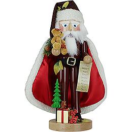 Nussknacker Herbstlicher Weihnachtsmann - 43 cm