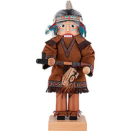 Nussknacker Indianer - 49,5 cm