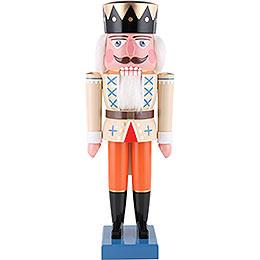 Nussknacker König beige - 36 cm
